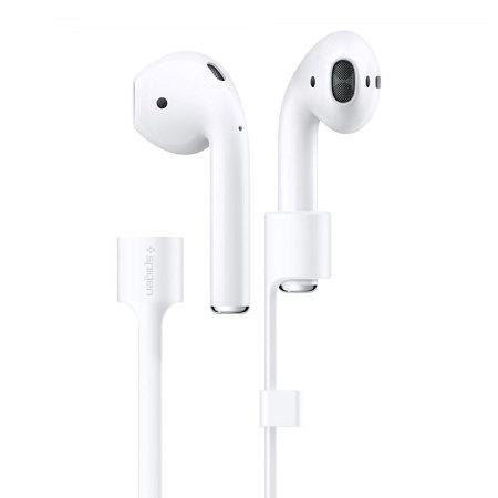 Spigen iPhone 7 / 7 Plus AirPods Strap - White