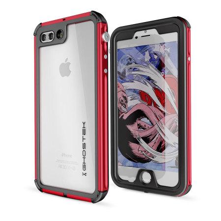 sorry ghostek atomic 3 0 iphone 7 waterproof tough case red