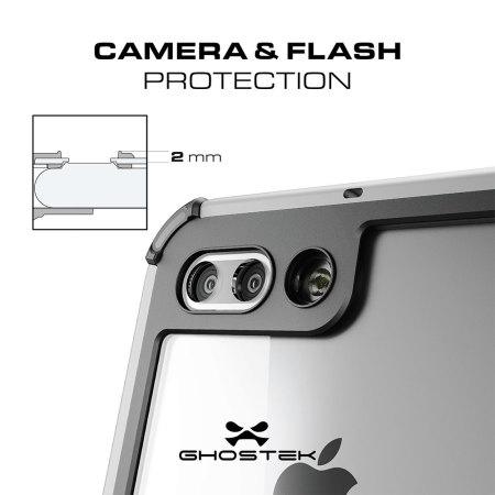 want ghostek atomic 3 0 iphone 7 plus waterproof tough case silver