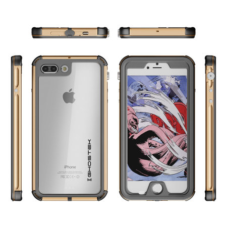BUILDING, ghostek atomic 3 0 iphone 7 plus waterproof tough case gold great discussion