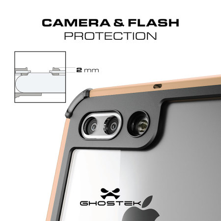 are ghostek atomic 3 0 iphone 7 plus waterproof tough case gold would