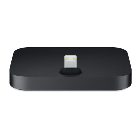 Official Apple iPhone Lightning Dock - Jet Black