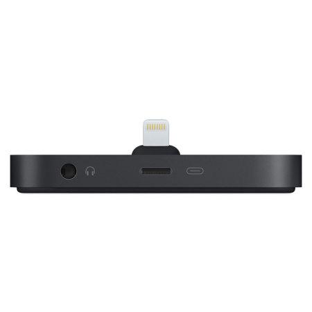 Dock Officiel Apple iPhone Lightning – Noire Matte