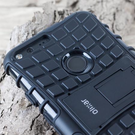 Olixar ArmourDillo Google Pixel Protective Case - Black
