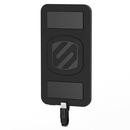 Scosche MagicMount Magnetic 4000mAh MFi Lightning PowerBank - Black