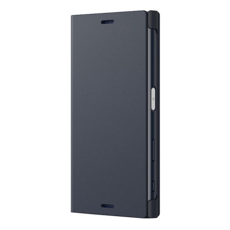 Official Sony Xperia X Compact Style Cover Stand Case - Black