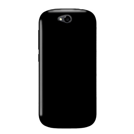 Olixar FlexiShield Yota YotaPhone 2 Gel Case - Solid Black