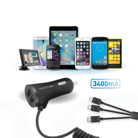 could not promate charger trio 3 in 1 dual usb 3 4a car charger black reviews Reboli What hboot