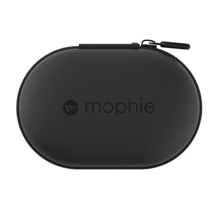 Mophie Power Capsule Wireless Headphones Portable Charging Case