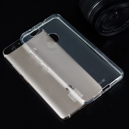 Olixar FlexiShield Huawei Nova Gel Case - 100% Clear