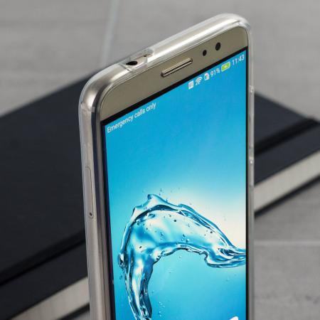 Olixar FlexiShield Huawei Nova Plus Gel Case - 100% Clear