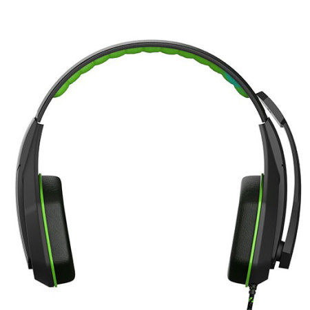 Casque Ghostek Hero PC Gaming – Noir / Vert