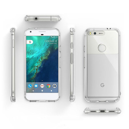 morethe rearth ringke fusion google pixel xl case clear will shipped