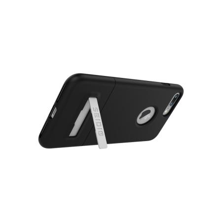 Seidio SURFACE iPhone 7 Plus Case & Metal Kickstand - Black