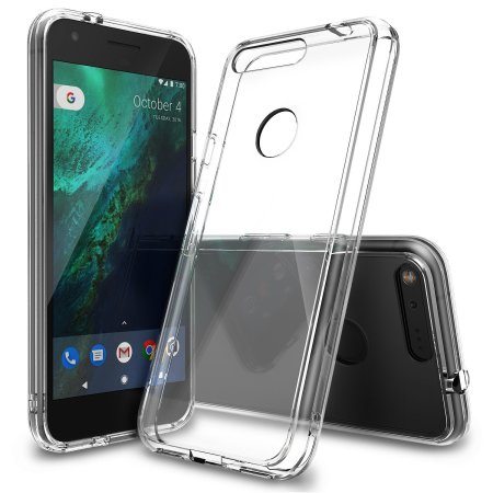 screen-to-body rearth ringke fusion google pixel xl case clear follow