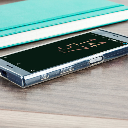 Olixar Ultra-Thin Sony Xperia X Compact Gel Case - 100% Clear