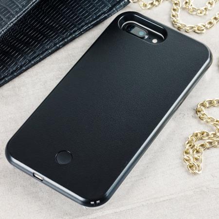 best authentic 686d0 2efa0 Casu iPhone 7 Plus Selfie LED Light Case - Black