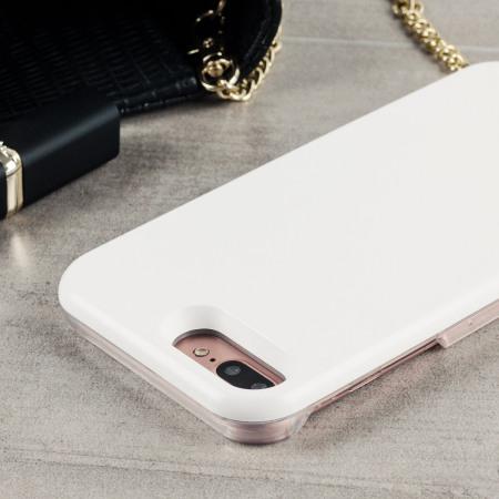 casu iphone 7 plus selfie led light case black