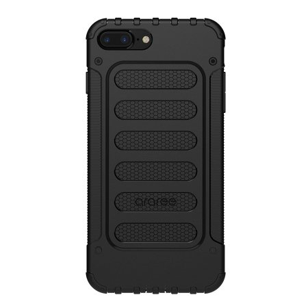 Araree Wrangler Fit iPhone 7 Plus Rugged Case - Black