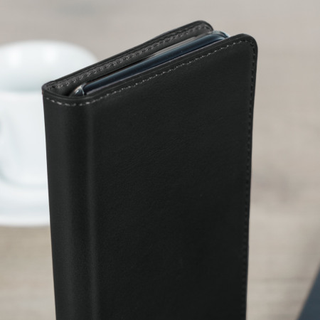olixar genuine leather iphone 7 plus executive wallet case black you tell how
