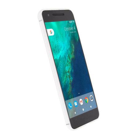 Krusell Bovik Google Pixel XL Shell Case - 100% Clear
