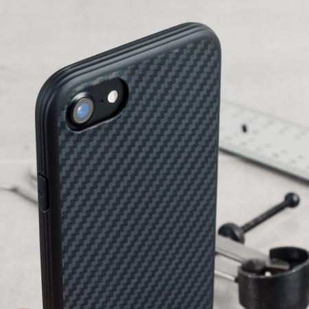 info for daae6 52dbf Evutec AER Karbon iPhone 7 Tough Case - Black