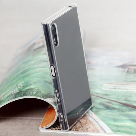 accept krusell kivik sony xperia xz shell case 100% clear pearls are created