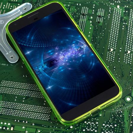 blow 8MP cruzerlite bugdroid circuit google pixel xl case green goes