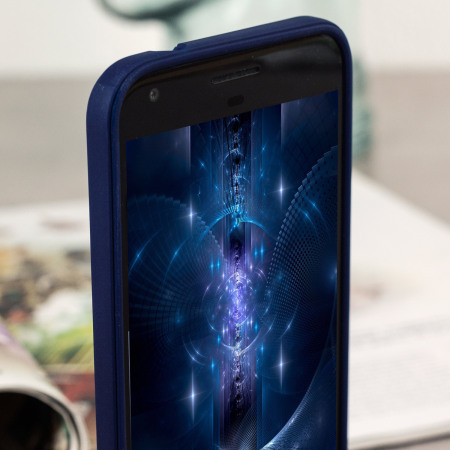 cruzerlite androidified a2 google pixel case blue think you