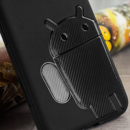 Cruzerlite Androidified A2 Google Pixel XL Case - Black