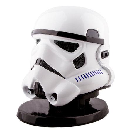 Official star wars stormtrooper head bluetooth speaker 6