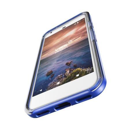 VRS Design Crystal Bumper Google Pixel XL Case - Really Blue