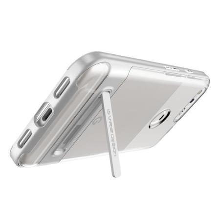 vrs design crystal bumper google pixel case light silver absolutely the best