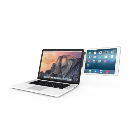Ten One Design Mountie Universal Laptop Clip - Black / Green