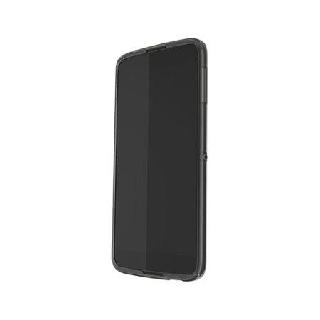 habe die neuste official blackberry dtek60 soft shell translucent case black other
