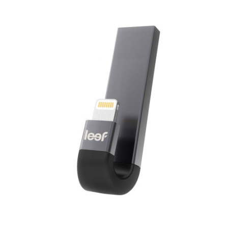 Leef iBridge 3 16GB Mobile Storage Drive for iOS Devices - Black