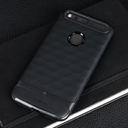 Caseology Parallax Series Google Pixel Case - Black