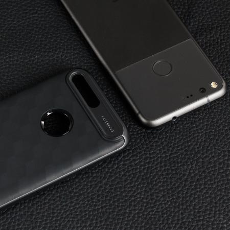 caseology parallax series google pixel case black