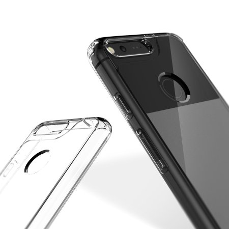 the caseology waterfall series google pixel case clear without question