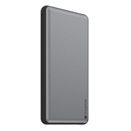Mophie Powerstation Plus XL 12,000mAh Power Bank - Space Grey