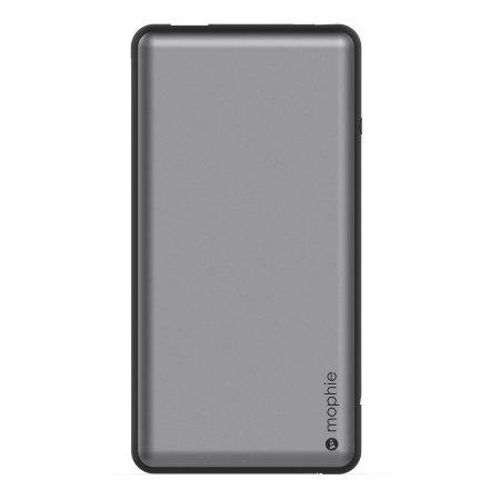 hot sales 375d9 e6972 Mophie Powerstation Plus XL 12,000mAh Power Bank - Space Grey