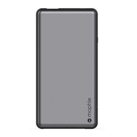 Mophie Powerstation Plus 6,000mAh Power Bank - Space Grey