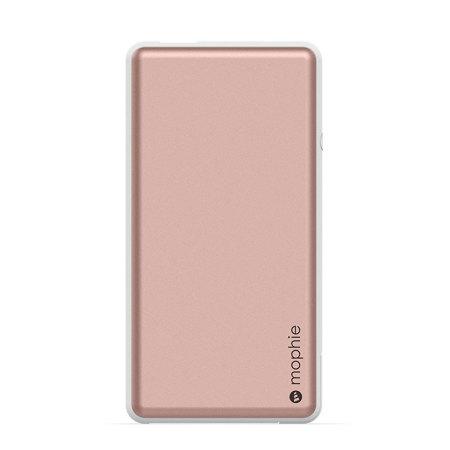 Mophie Powerstation Plus 6,000mAh Power Bank - Rose Gold