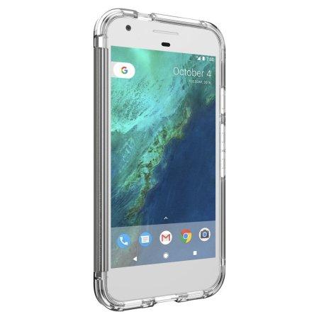 Spigen Tough Armor Google Pixel Case - Gunmetal Grey