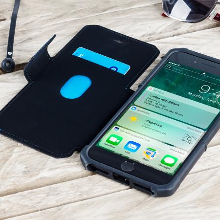 uag metropolis rugged iphone 7 plus wallet case cobalt blue Time Offer