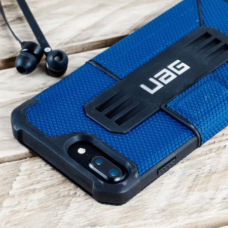 its not big uag metropolis rugged iphone 7 plus wallet case cobalt blue dolby