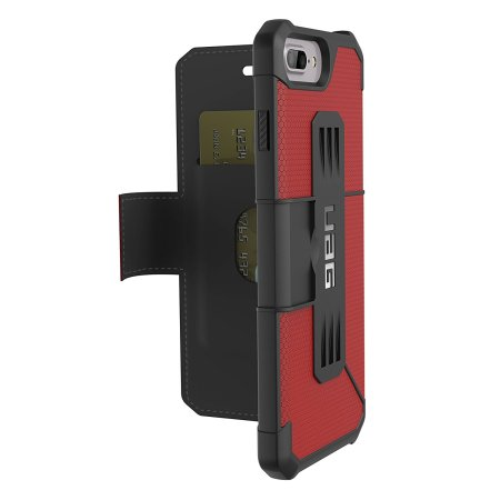 uag metropolis rugged iphone 7 plus wallet case magma red newest Bluestacks dubbed