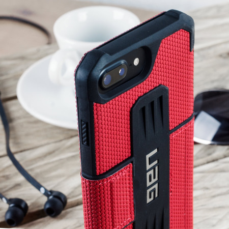 Presidential Race uag metropolis rugged iphone 7 wallet case magma red B00KAKUN3E EAN: 848719044959