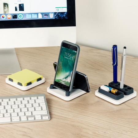 MThings Smartphone Stand & Desktop Organiser