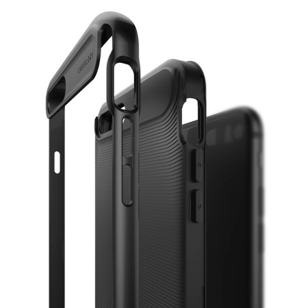 Caseology Wavelength Series iPhone 7 Plus Case - Matte Black